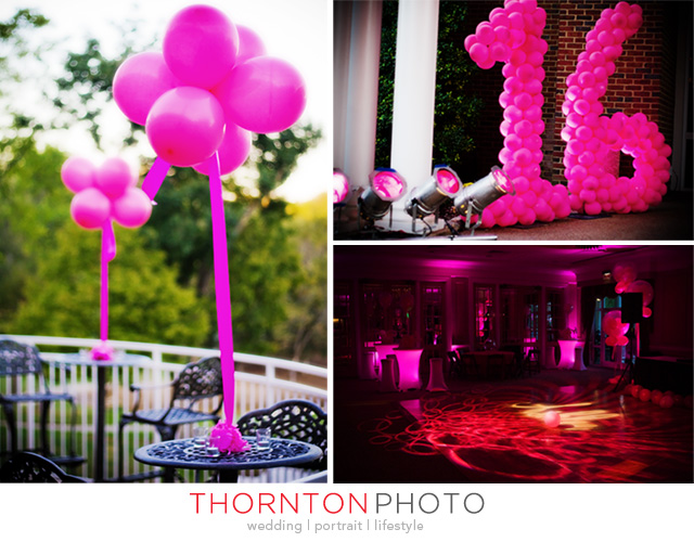 Balloons Centerpieces 16 Ideas Birthday Parties Sweets