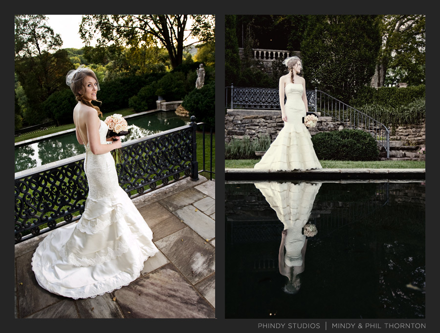 Amanda Bridal at Cheekwood
