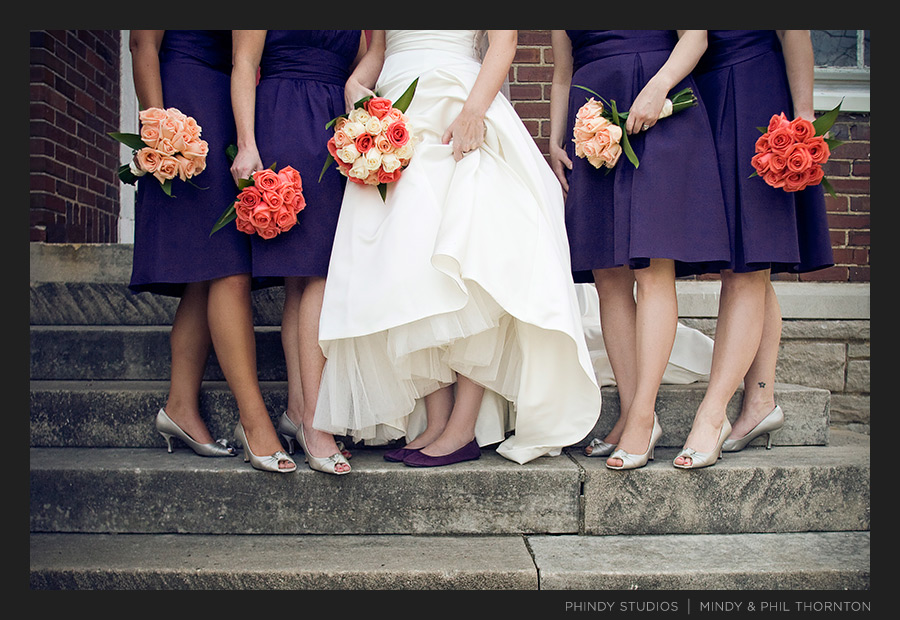 Offbeat Or Elegant Daring Color Schemes To Suit Any Bride