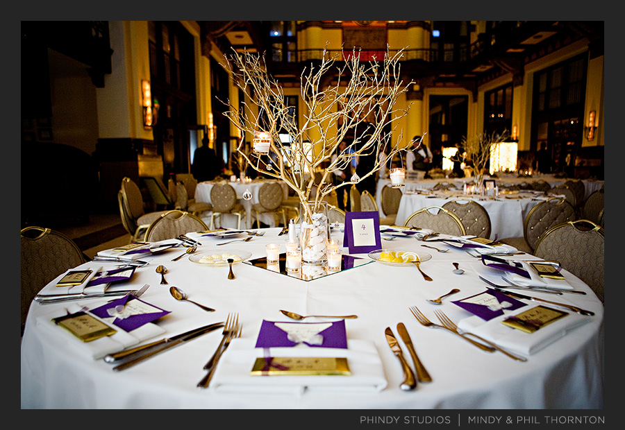 Wedding Table Settings | Romantic Decoration