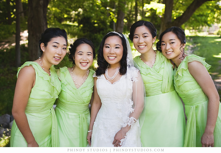 arnold arboretum bridesmaids wedding