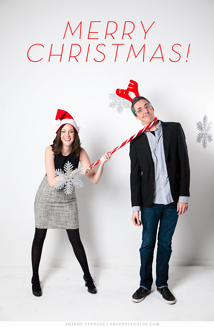 Merry Christmas from Phindy Studios!